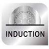 Set de vase TEFAL Intuition, 10 piese, 1.3-6l, 16-24cm, inox, argintiu