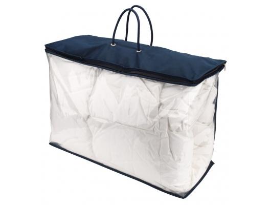Sacosa pentru depozitare pilote, perne, paturi, 60x40x26 cm
