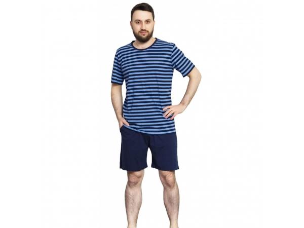 Pijama pentru barbati bumbac subtire, marimi M-XXL