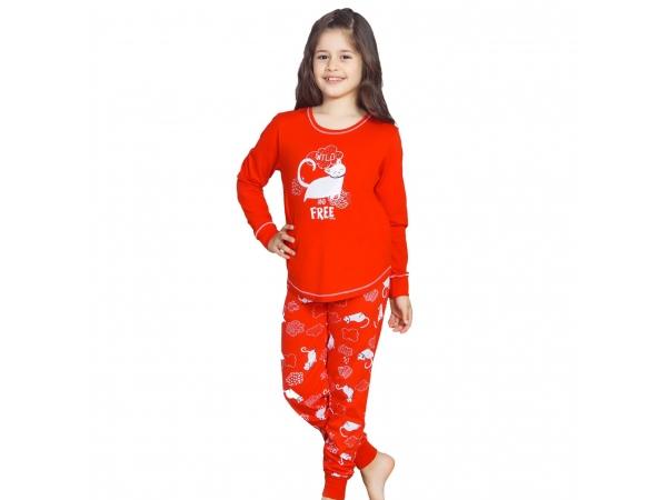 Pijama copii bumbac subtire, marimi 7-14 ani