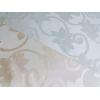 Fata de masa damasc de lux 220x140 rose cu 8 servetele, 2 fete, cu dantela brodata