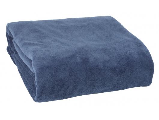 Patura albastru inchis 140x200 cm