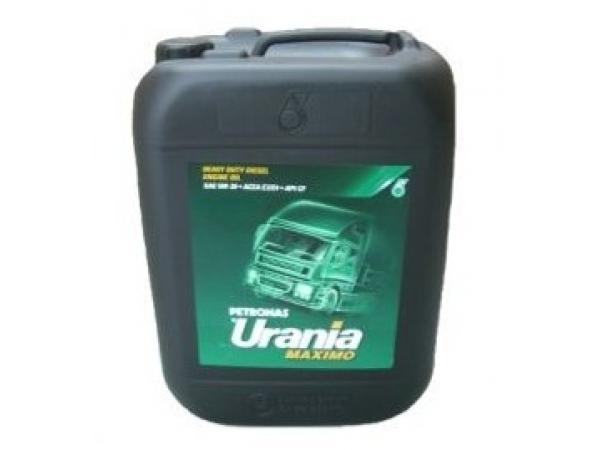 Ulei motor Urania Maximo 5W30 20l - ulei masini grele