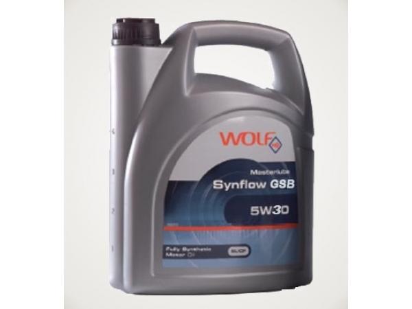 Ulei Wolf Masterlube Synflow GSB 5W30 5L