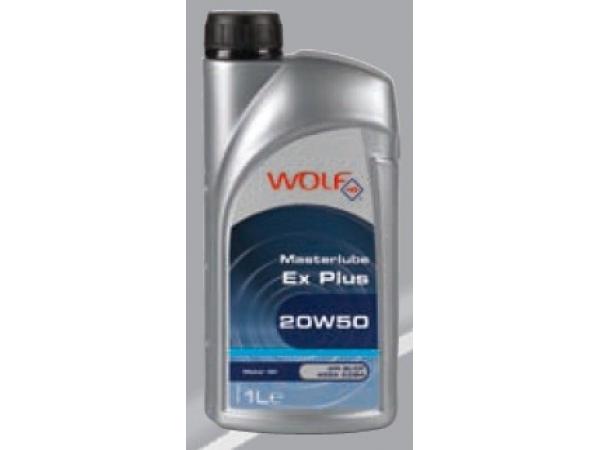 Ulei Wolf  Masterlube EX Plus 15W40 1L